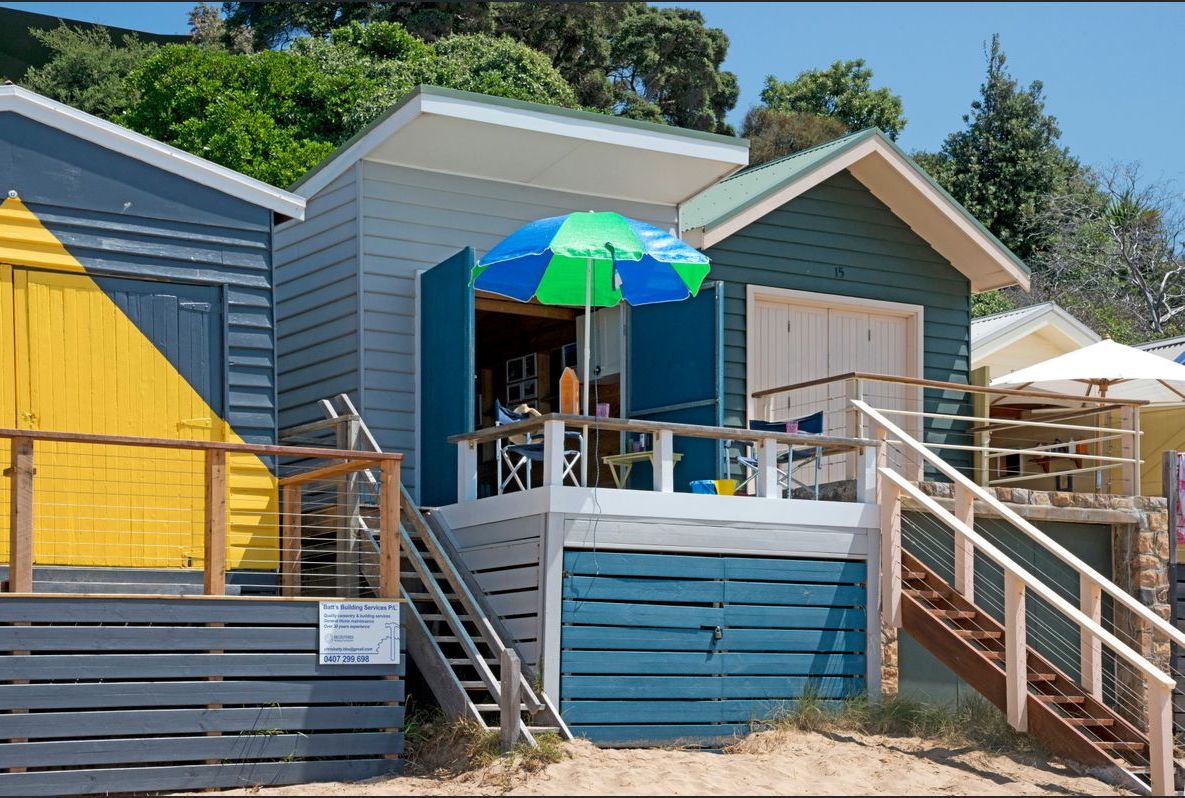 Bathing Box — Portsea